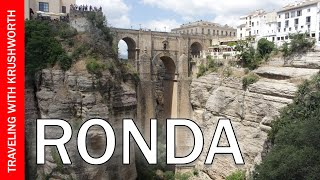 Ronda Spain  city photo : Top things to do in Ronda Spain travel video (tourism guide)