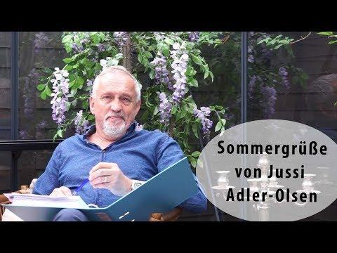 Sommergrüße von Jussi Adler-Olsen
