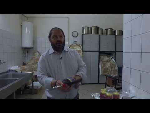 A rabbi egy napja Pészah előtt