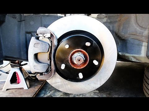 Incredibly clear and simple instruction on how to replace brake pads and rotors.