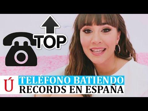 Videoclip TELÉFONO - Aitana Ocaña