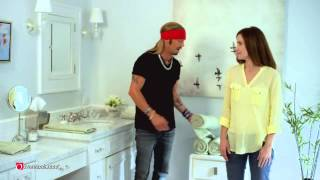 Zen Spa Tips - Overstock.com - Rock This House w/ Bret Michaels
