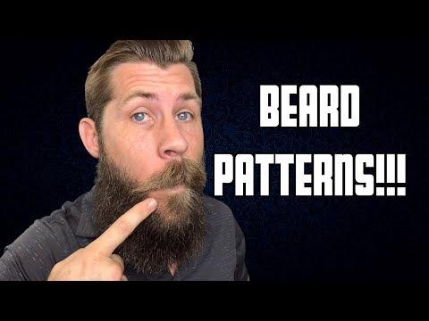 Beard oil - Beard Patterns & Length!!!