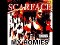 Scarface Ft. 2Pac, Master P & Doracell - Homies & Thuggs (The Remix)