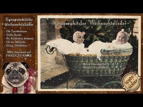 Lustige Weihnachts Lieder (Oh Tannenbaum, Stille Nacht, Oh du fröhliche, …) von Synapsenkitzler