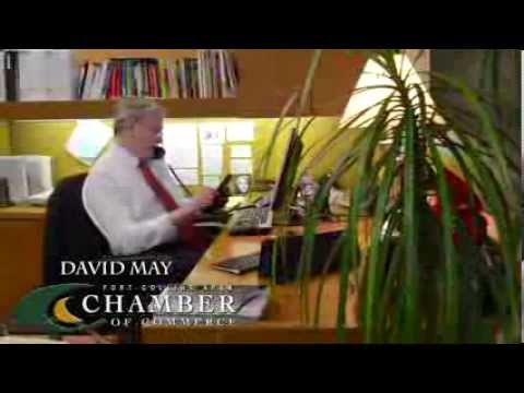David May, Fort Collins Area Chamber of Commerce