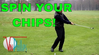 Video HOW TO SPIN YOUR CHIP SHOTS MP3, 3GP, MP4, WEBM, AVI, FLV Juli 2019