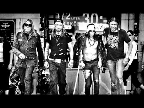 Backyard Babies - Zoe is a Wirdo (Studio Version)