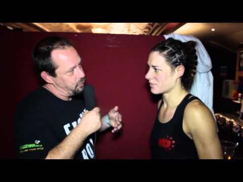 Amanda Kelly: Cage Warriors 60 Post Fight Interview