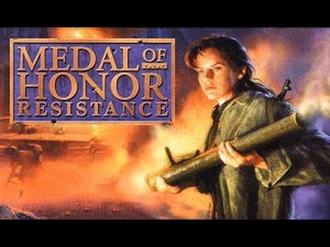 medal of honor underground playstation 1