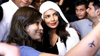Priyanka Chopra was recently spotted at the Mumbai Airport and her attire was much questioned! Check it out in the video here!Reporter: Alice Peter Editor: Kamlesh KandpalSubscribe now and watch for more of Bollywood Entertainment Videos at http://www.youtube.com/subscription_center?add_user=bollywoodnowRegular Facebook Updates https://www.facebook.com/bollywoodnow.  Twitter Updates https://twitter.com/bollywoodnow  Follow us on Pinterest: https://pinterest.com/bollywoodnow  Follow us on Google+ : https://plus.google.com/+bollywoodnow