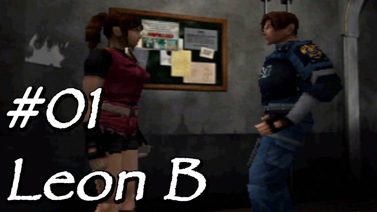 [Let's Play] Resident Evil 2 (Leon B) – 01 – Neue Wege, neue Feinde