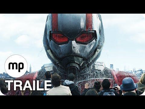 Ant-Man 2 Trailer German Deutsch (2018) Ant-Man and the Wasp