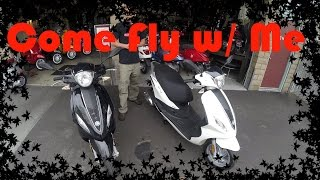 8. Piaggio Fly 150 Walkthrough - Revolution Moto
