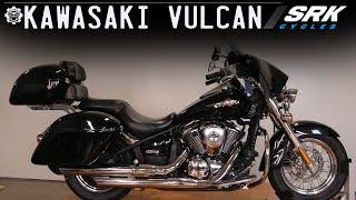8. Kawasaki Vulcan 900