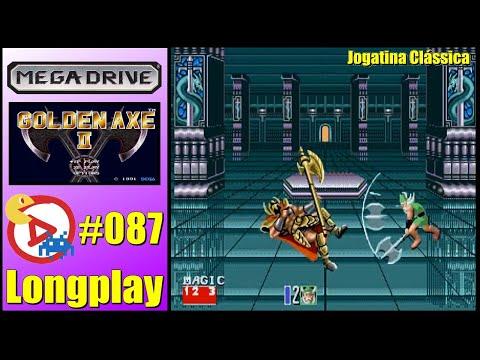 golden axe megadrive play online