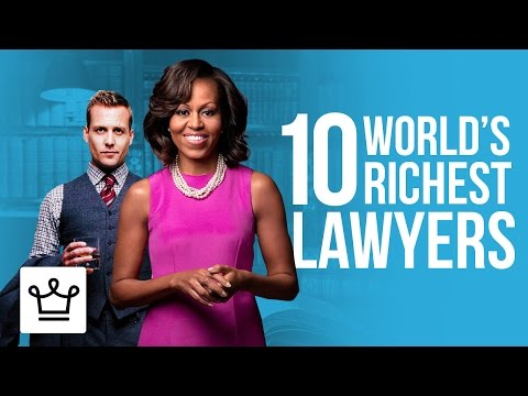Top 10 Richest Lawyers In The World (Ranked)