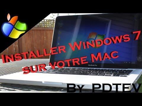 comment installer windows 7 s