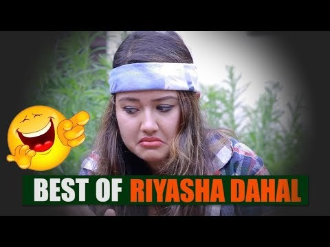 (Best of Riyasha Dahal | Comedy Scene | Nepali Short Movie | Colleges Nepal - Duration: 6 minutes, 7 seconds.)