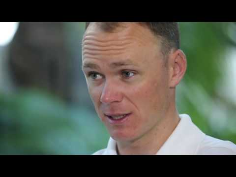 Chris Froome Q&A