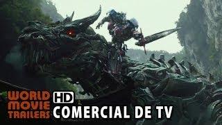 Transformers: A Era da Extinção - Comercial com primeiras imagens dublado (2014) HD