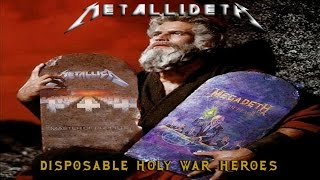 METALLIDETH - Disposable Holy War Heroes