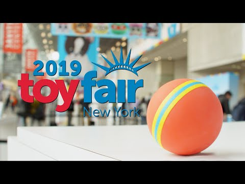 Toy Fair New York — Welcome to Fun City!