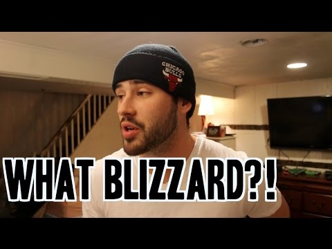 What Blizzard?!