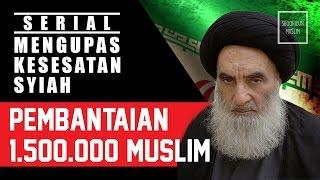 Video Pembantaian 1,5 juta Umat Islam - Runtuhnya Khalifah Abbasiyah [Mengupas Kesesatan Syiah] MP3, 3GP, MP4, WEBM, AVI, FLV Januari 2019