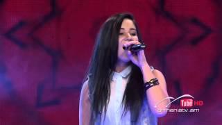 Gayane Avdalyan,Մայրամուտ by E  Makaryan -- The Voice of Armenia – The Blind Auditions – Season 3