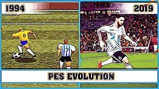 Video PES evolution [1994 - 2019] MP3, 3GP, MP4, WEBM, AVI, FLV Oktober 2018