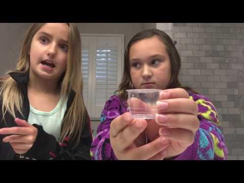 Testing JSH Diy Slime (видео)