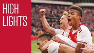 Video Highlights Ajax - PSV MP3, 3GP, MP4, WEBM, AVI, FLV April 2019