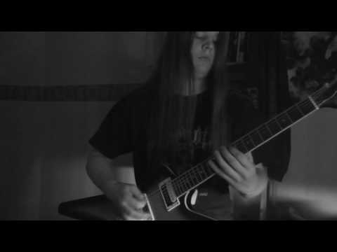Cannibal Corpse - The Time to Kill is Now (guitar cover)