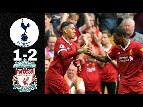 Tottenham vs Liverpool 1 - 2  Highlights All Goals 15/09/2018 HD