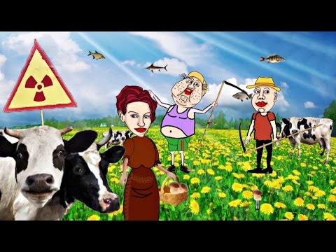 АЭС замест выбухоўкі / Жэстачайшы Іллюзіён   Мультики про Лукашенко. Белорусская АЭС (видео)