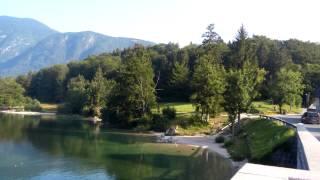 Bohinjsko Jezero Slovenia  city images : sLOVEnia BOHINJ BOHINJSKO JEZERO 2