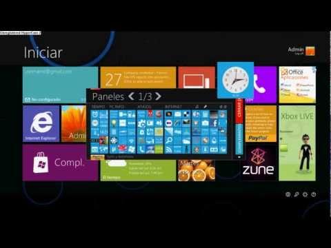 Temas para windows 7 - Link De Descarga.. http://www.mediafire.com/download/9fudula4idaxgad/Tema_Original_Windows_8_by_elgabidiez.zip Ayudo en cualquier Tutorial De Juego o Program...