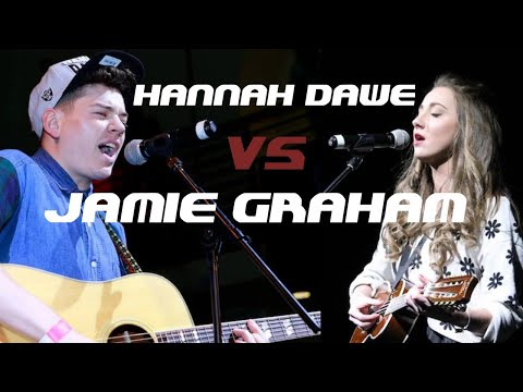 JUMPOFF - The second Singing Battle Semi-Final takes place on Monday 6th October at Scala in Kings Cross, London: Hannah Dawe vs Jamie Graham The song they will be covering is Eminem's 'Lose Yourself'...