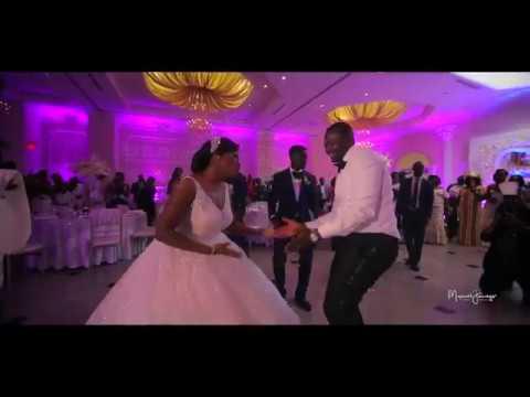 BEST BRIDAL PARTY ENTRANCE (GHANAIAN WEDDING)