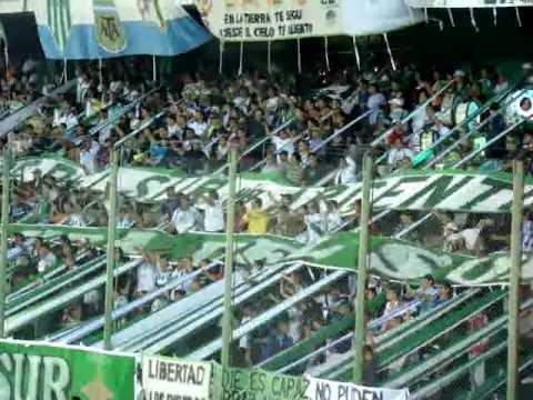 Banda de Banfield vs Godoy Cruz CL 12 - Banfield, vos sos mi vida, la locura, sos mi alegría - La Banda del Sur - Banfield - Argentina - América del Sur
