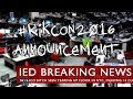 #RikCon2016 Announcement thumb image