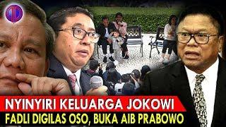 Video Kap0k! Nyinyiri Keluarga Jokowi, Fadli Zon Digil4s OSO, 'A!b' Prabowo Jadi Terbuka MP3, 3GP, MP4, WEBM, AVI, FLV Mei 2019