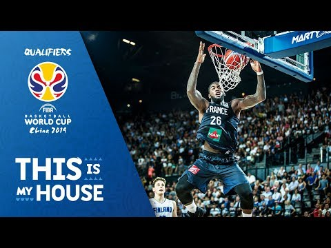 Finland v France - Highlights - FIBA Basketball World Cup 2019 - European Qualifiers