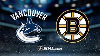 Бостон - Ванкувер6-3