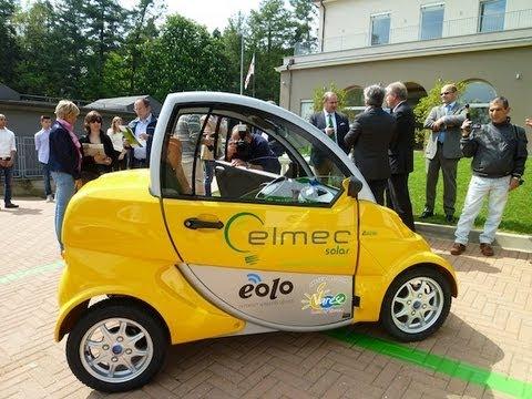 Un'auto elettrica per l'Agenzia del Turismo