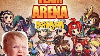Arena de los talentos con Raigan - NosTale