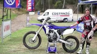 6. YZ250F, Yamaha 2012