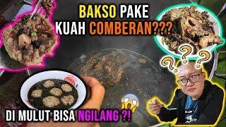 Video BAKSO COMBERAN PAKE KUAH GAIB BISA NGILANG DI MULUT! MP3, 3GP, MP4, WEBM, AVI, FLV Januari 2019