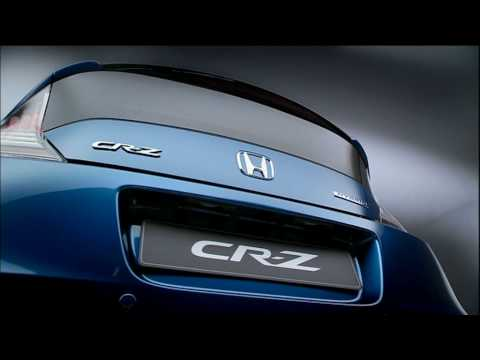 New Honda CR-Z Hybrid 2011